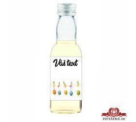 Veľkonočná fľaštička s alkoholom VFA00012