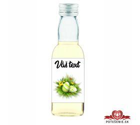 Veľkonočná fľaštička s alkoholom VFA00013