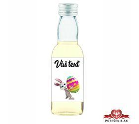 Veľkonočná fľaštička s alkoholom VFA00014