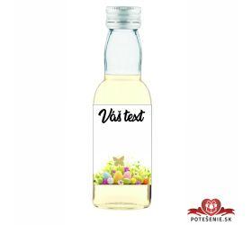 Veľkonočná fľaštička s alkoholom VFA00015