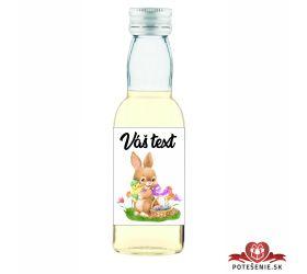 Veľkonočná fľaštička s alkoholom VFA00016
