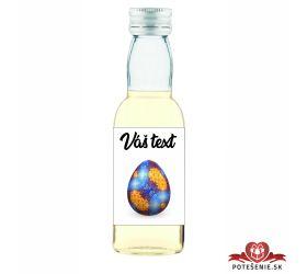 Veľkonočná fľaštička s alkoholom VFA00020