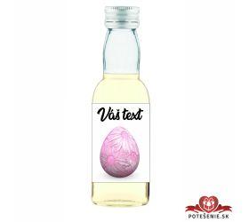 Veľkonočná fľaštička s alkoholom VFA00021