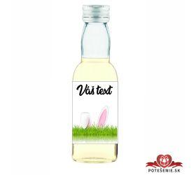 Veľkonočná fľaštička s alkoholom VFA00023