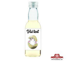 Veľkonočná fľaštička s alkoholom VFA00024