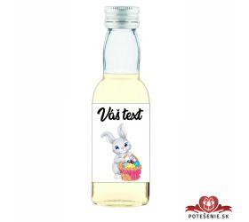 Veľkonočná fľaštička s alkoholom VFA00025