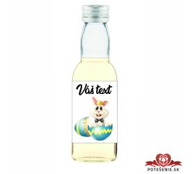 Veľkonočná fľaštička s alkoholom VFA00026