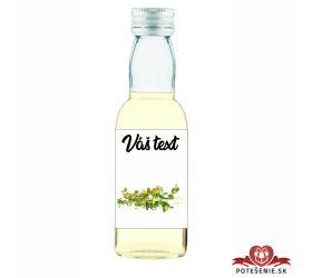 Veľkonočná fľaštička s alkoholom VFA00027