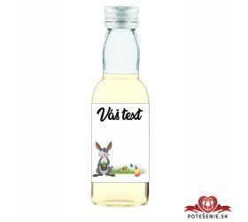 Veľkonočná fľaštička s alkoholom VFA00030