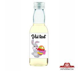 Veľkonočná fľaštička s alkoholom VFA00031