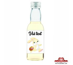 Veľkonočná fľaštička s alkoholom VFA00032