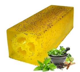 Lufové mydlo - Pepermint a Bylinky