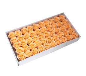 Mydlové Kvety - Stredná Ruža - Broskyňová