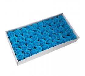 Mydlové Kvety - Stredná Ruža - Modrá