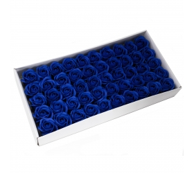Mydlové Kvety - Stredná Ruža - Kráľovská Modrá