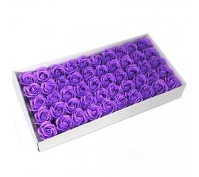 Mydlové Kvety - Stredná Ruža - Levanduľová