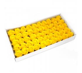 Mydlové Kvety - Stredná Ruža - Žltá