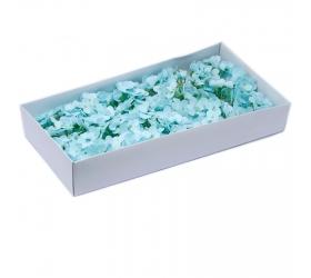 Mydlové Kvety pre Šikovné Ruky - Kvet Hyacint - Pastelová Modrá