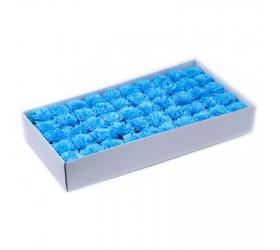 Mydlové Kvety pre Šikovné Ruky - Karafiát - Modrá