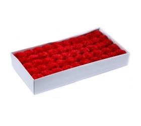 Mydlové Kvety - Karafiát - Červená
