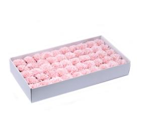 Mydlové Kvety pre Šikovné Ruky - Karafiát - Ružová