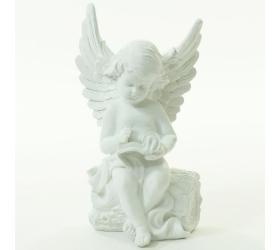 Anjel biely barok