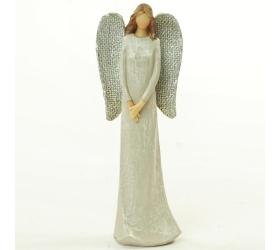 Anjel strieb krídla