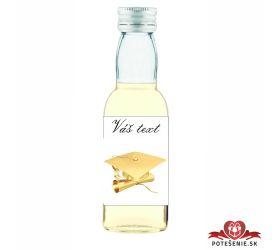 Promočná fľaštička s alkoholom 40 ml PF3