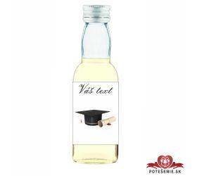 Promočná fľaštička s alkoholom 40 ml PF9