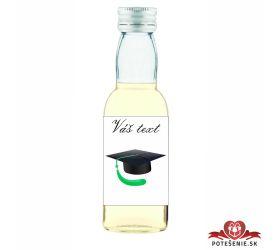 Promočná fľaštička s alkoholom 40 ml PF11