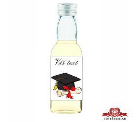 Promočná fľaštička s alkoholom 40 ml PF18