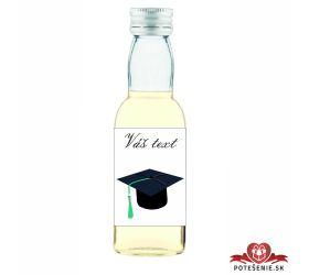 Promočná fľaštička s alkoholom 40 ml PF28