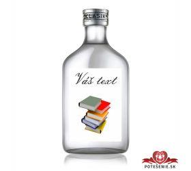 Promočná fľaštička s alkoholom 100 ml PF2