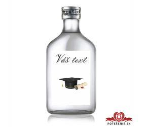 Promočná fľaštička s alkoholom 100 ml PF9