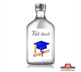 Promočná fľaštička s alkoholom 100 ml PF20