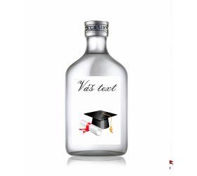 Promočná fľaštička s alkoholom 100 ml PF25