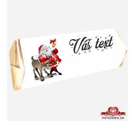 Vianočná čokoládka Rumba - 078