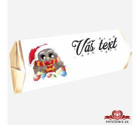 Vianočná čokoládka Rumba - 079