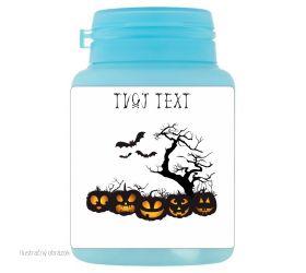 Halloweenske dražé žuvačky - 023