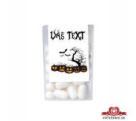 Halloweenske dražé cukríky - 008