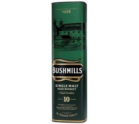 Bushmills irish whisky 10 y.o. 40% 1x700 ml