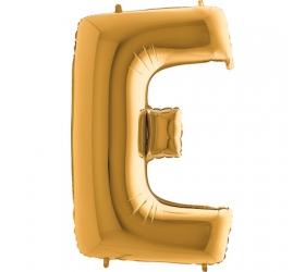 Balón písmeno E veľké