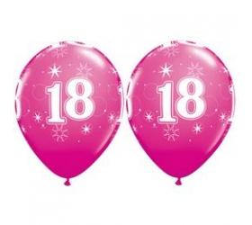 Q 18 Sparkle RND pink
