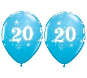 Q 20 Sparkle RND blue