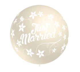 Balón Just Married 60 cm
