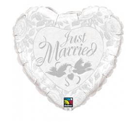 Balón Just Married