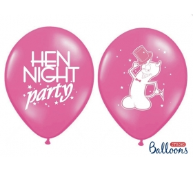 Balóny Rozlúčka so slobodou - Tím nevesta