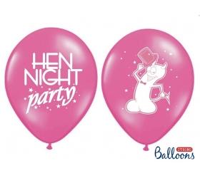 Balóny Rozlúčka so slobodou - Tím nevesta 6ks