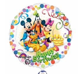 Balón Mickey & Friends HB US
