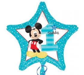 Balón Mickey Mouse 1 US
